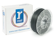 Real Filament 8719128325149 Real PLA, Spool of 1 kg, 2.85 mm, Grey
