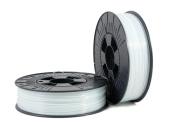 PLA 1,75mm transparent fluor 0,75kg - 3D Filament Supplies