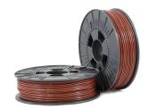 PLA 2,85mm brown ca. RAL 8016 0,75kg - 3D Filament Supplies