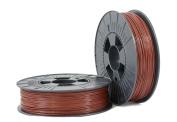 PLA 1,75mm brown ca. RAL 8016 0,75kg - 3D Filament Supplies