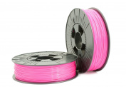 PLA 1,75mm pink (fluor) 0,75kg - 3D Filament Supplies