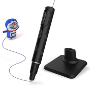 3D Printing Pen, Homecube 3D Drawing Painting Pen 3D Arts Craft Doodle Pen with Safety Holder and 3 Free 1.75 mm PLA Filament Refills / compatible with ABS/PLA Material