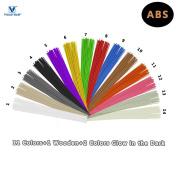 3D Pen Filament Refills ABS - VICTORSTAR 14 Colours, 140 Metres (459.2ft) / Stick Straight Filament / 12 Colours + 2 Colours Glow in the Dark / Diameter 1.75mm, 40 Strands Each Colour