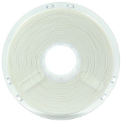 BuildTak PM70489 Polymaker Polycarbonate PC-MAX Filament, 2.85 mm Diameter, 750 g, 0.75 kg Spool, True White