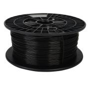 Wiiboox ASCLS00024 Pro Series Printing Filament For 3D Printer, PLA, 1.75 mm Diameter, 1000 g Spool, Black