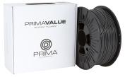 Prima Filaments PV-ABS-175-0750-DG PrimaValue 3D-Print Filament, 1.75 mm, 1 kg Spool, Dark Grey