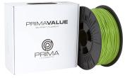 Prima Filaments PV-PLA-175-0750-LG PrimaValue 3D-Print Filament, 1.75 mm, 1 kg Spool, Green