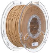 BuildTak PM70019 Polymaker PolyWood Filament, 1.75 mm Diameter, 300 g, 0.30 kg Spool, Wood Mimic Brown