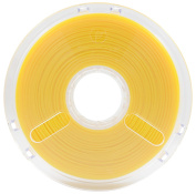 BuildTak PM70027 PolyPlus PLA Filament, Jam Free Technology, 1.75 mm Diameter, 0.75 kg Spool, True Yellow