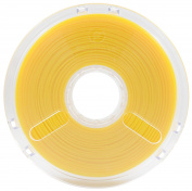 BuildTak PM70109 PolyFlex Flexible Filament, 0.75 kg Spool, 1.75 mm Diameter, True Yellow