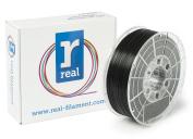 Real Filament 8719128324807 Real PLA, Spool of 1 kg, 1.75 mm, Black