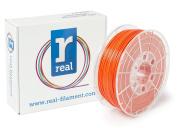 Real Filament 8719128324913 Real PLA, Spool of 1 kg, 1.75 mm, Orange