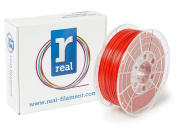 Real Filament 8719128324944 Real PLA, Spool of 1 kg, 1.75 mm, Red