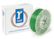 Real Filament 8719128324883 Real PLA, Spool of 1 kg, 1.75 mm, Green