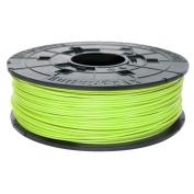 XYZprinting RFPLAXEU0AE PLA Filament, 600 g, Neon Green