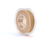 AlephObject RM-NT0001 ColorFabb Bamboofill Filament, Reel, 2.85 mm, 0.60 kg, Bamboo