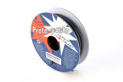Aleph Objects Inc. Proto-Pasta Stainless Steel PLA Filament, 2.85 mm/500 g, Grey