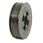 ICE FILAMENTS ICEFIL1PET150 PET Filament, 1.75 mm, 0.75 kg, Transparent Gentle Grey