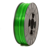 ICE FILAMENTS ICEFIL3PET176 PET Filament, 2.85 mm, 0.75 kg, Transparent Gracious Green