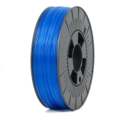 ICE FILAMENTS ICEFIL1PET151 PET Filament, 1.75 mm, 0.75 kg, Transparent Bold Blue