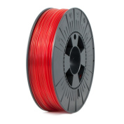ICE FILAMENTS ICEFIL3PET177 PET Filament, 2.85 mm, 0.75 kg, Transparent Romantic Red