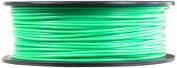 eSun 3D Printer Filament, PLA, 3 mm, 1 kg Reel, Luminous Green