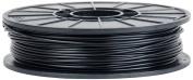 AlephObject RM-TE0015 SemiFlex 3D Printer Filament, TPE, 3 mm, 0.75 kg Reel, Midnight