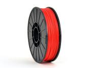 AlephObject RM-TE0001 NinjaFlex 3D Printer Filament, TPE, 3 mm, 0.75 kg Reel, Fire