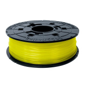 XYZprinting 1.75 mm PLA Refill Filament - Clear Yellow