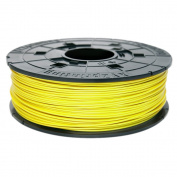 XYZprinting 1.75 mm ABS Refill Filament - Neon Yellow
