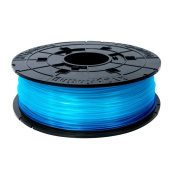 XYZprinting 1.75 mm PLA Refill Filament - Clear Blue
