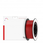 BQ 05BQFIL029 PLA, Ruby, 1 kg, 1.75 mm, Red