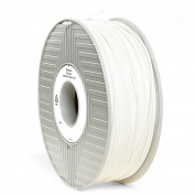 Verbatim 2.85 mm ABS Filament for Printer - White
