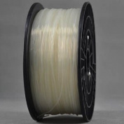 3D Printer TRANSPARENT Filament PLA 1.75mm by technologyoutlet