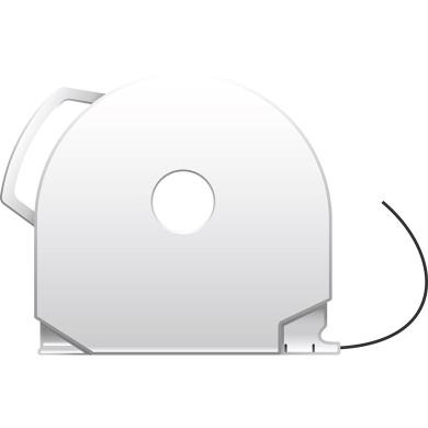 CubePro ABS Printer Cartridge - Black