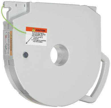 CubePro ABS Printer Cartridge - Green