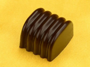 Dough Scraper 12371 strippes Transparent Plastic Chocolate Mould 28 x 14 x 3 cm
