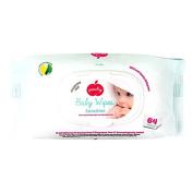Stalwart B-05153 Sensitive Baby Wipes