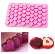 High Quality Heart Shape Silicone Cake Mould, Cake Decoration, Chocolate Baking Mould