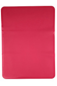 Silicone Pastry Mat, Heat Resistant Multi-Purpose Baking Mat 38cm x 28cm, Pink