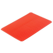 CHIC*MALL BBQ Grill Mat Silicone Microwave Bake Pad Non Stick Oven Cooking Silicone Mats
