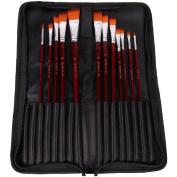 Born Beauty Professional Paint Brush Holder Organiser for for Acrylic Oil Watercolour Art Paintbrushes