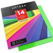 Arteza 25cm X 30cm Heat Transfer Vinyl Sheets -