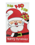 Flomo Christmas Funny Door Cover Ho ho ho for Party Favours and Decorations