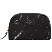 Woouf Black Marble Big Beauty Make up Bag