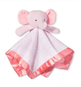Pink Elephant Security Blanket