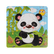 starxin Wooden Panda Jigsaw Toys For Kids Education And Learning Puzzles Toys