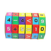 starxin New Children Kids Mathematics Numbers Magic Cube Toy Puzzle Game Gift