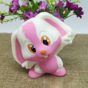 starxin Soft Rabbit Cartoon Squishy Slow Rising Squeeze Stress Reliever Toy