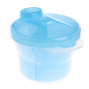 OTGO Baby Infant Toddler Portable Milk Powder Dispenser Feeding Container Storage Box Travel Bottles